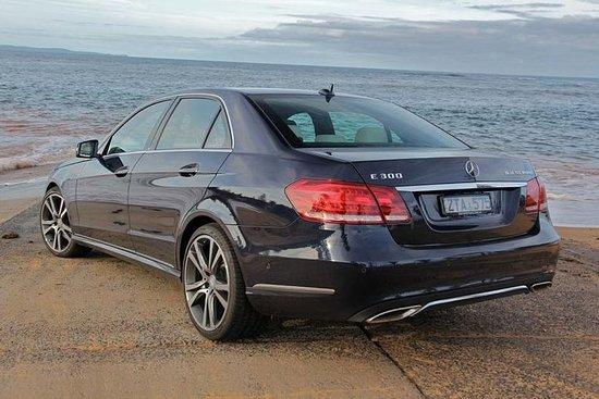 Visite privée de luxe avec Mercedes...