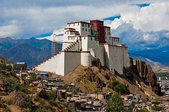 Tour por el Tíbet por tierra