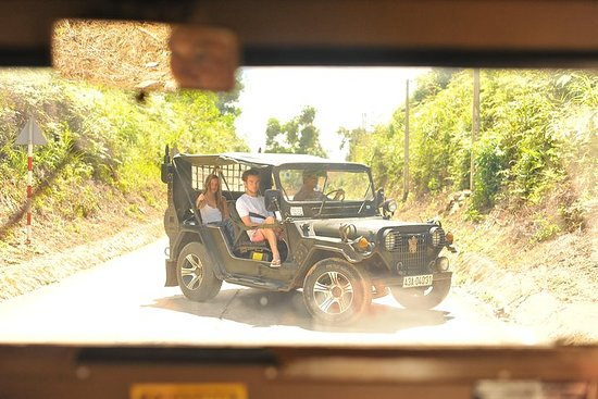 Full-Day Hue Tour by Military Jeep...