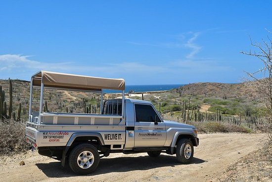 Aruba Safari Jeep Tours - Per esplorare