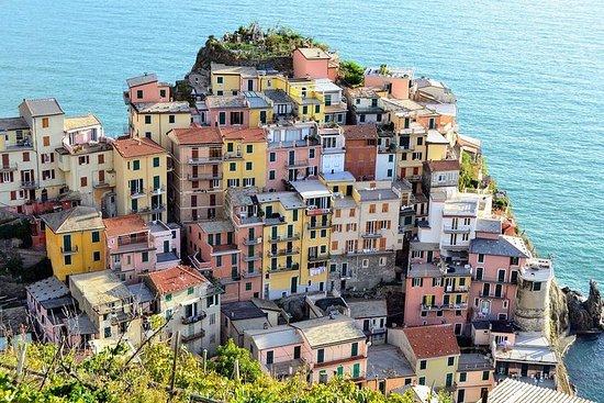 Excursion d'une journée au départ de Milan: Cinque Terre et...