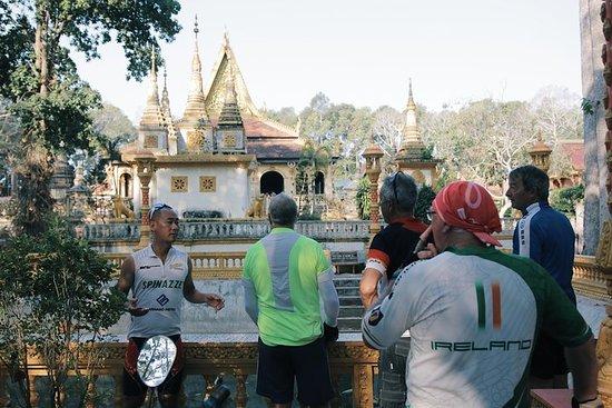 Sykling fra Saigon til Mekong opp til Phnom Penh, Kambodsja (5 dagers...