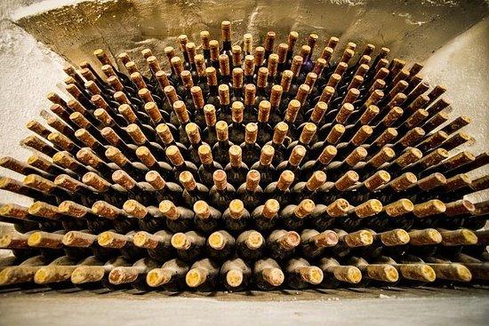 Cricova Underground Winery-ワインの試飲付き