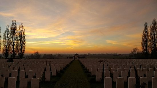 3 day tour Canadians in WW1 starting from Lille or Ypres