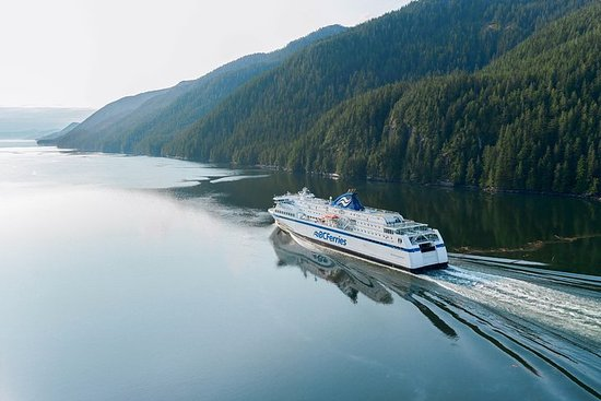 Inside Passage & Rocky Mountain Tour