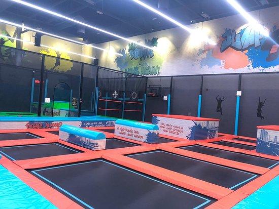 Trampo Extreme The Dubai Mall