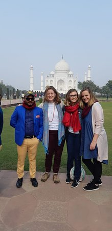 Full Day Private Taj Mahal & Agra Tour from Delhi by Express Train Fotografie