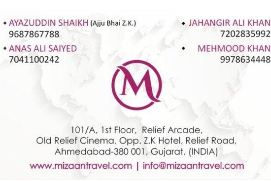 Mizaan Travel