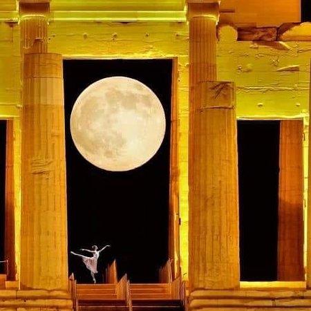 Acropolis of Athens Greece 🇬🇷