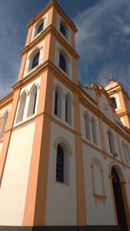 Jambeiro: Igreja Nossa Senhora das Dores