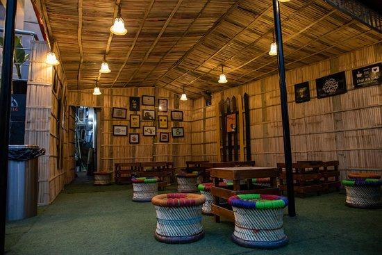 Open Cafe Hut