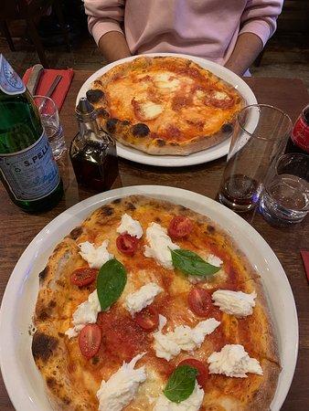 Miglior pizza italiana di Londra!!!!