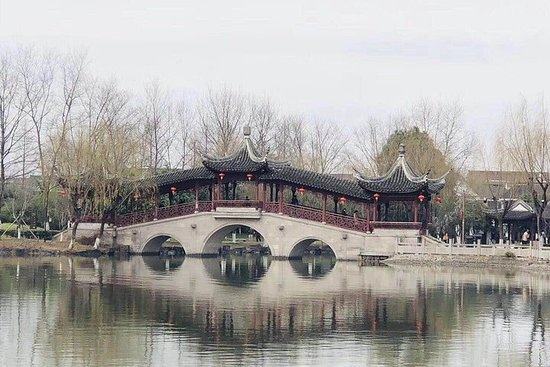 Privat tur inklusive Xitang Water Town...