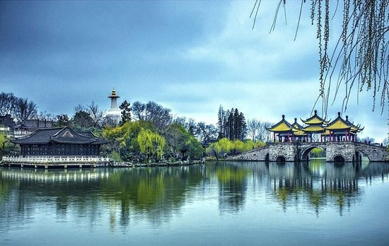 Private Yangzhou Hightlight Tour with Boat Ride on the Slender West...