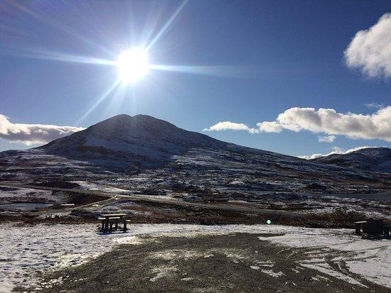 Eastern Norway, นอร์เวย์: Fv 27, Rondane