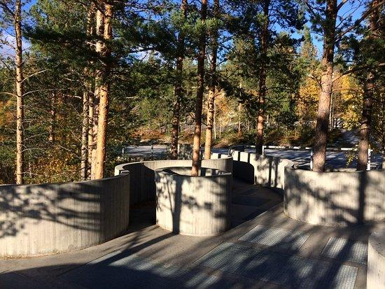 Sohlbergplassen on Fv 27, near Sollia, Norway