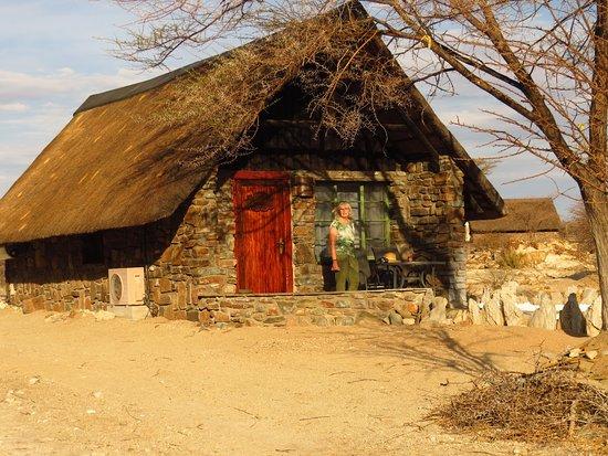 Karibib, Namibia: Chalet