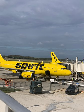 Spirit Airlines: Upping  the game in the airline world