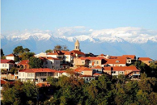 Região vinícola de Kakheti