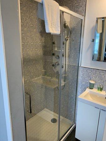 Barreiros, Spain: Bathroom