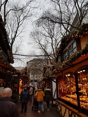 Hahnen Gate Christmas Market