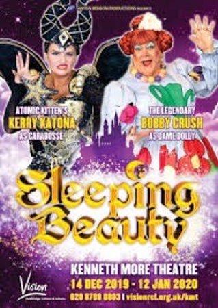 Xmas Panto - Sleeping Beauty