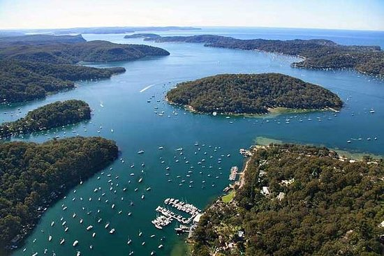 3-dagers Pittwater Escape