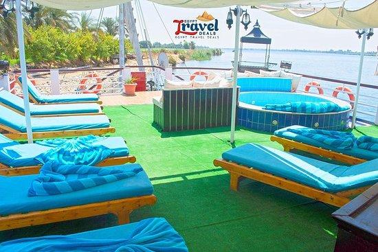 3 Days Nile Cruise Dahabiya From Aswan To Luxor – 25 October