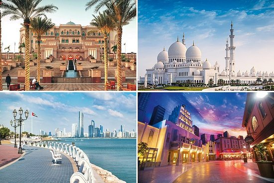 Abu Dhabi Private City Tour - Eine ...