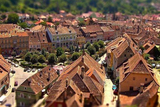 8 days full Transylvanian city tour