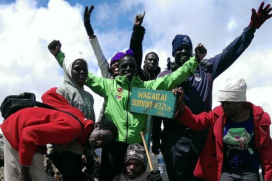 Mount Elgon Challenge