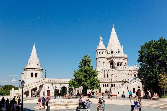 Viagem de um dia a Budapeste saindo...