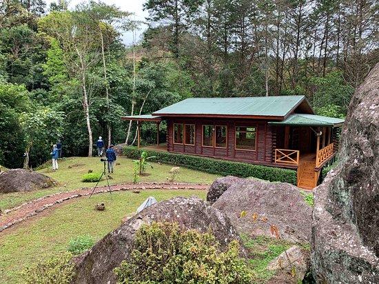 Verdesana Forest Lodge event space and yoga sudio