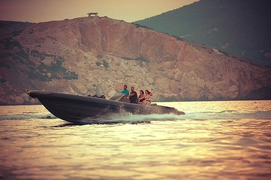 Private Speed Boat Day Cruise I Athen...