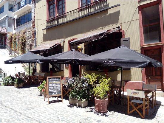 Il Paparazzo Ristorante Winebar Valparaiso Menu Prices