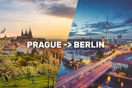 Praha-Berlin One-Way Sightseeing Day Tour