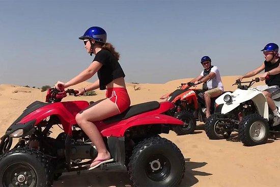 Morning Quad Bike Desert Safari Resmi