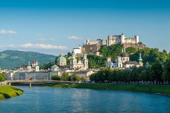 维也纳到萨尔茨堡一日游