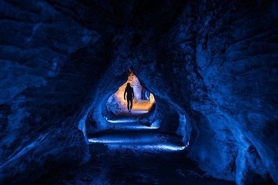 Waitomo Glowworm & Ruakuri Twin Cave...