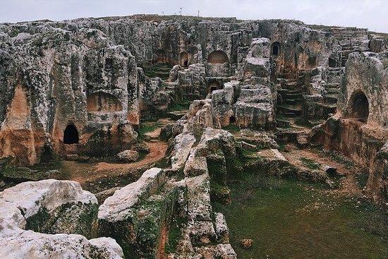 Mesopotamia 7-dagstur - Diyarbakir, Mardin, Urfa, Nemrut og mer