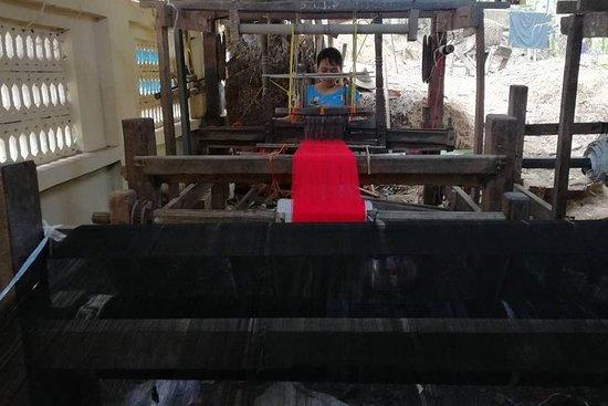 4 heures - Visite privée d'une demi-journée du canton de Twantay