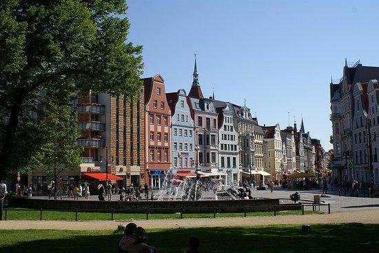 Rostock hanséatique et belle...