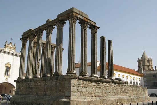 Evora and Monsaraz Private Tour from...