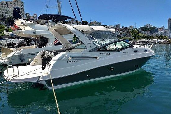 Private Salvador da Bahia Luxury Speedboat Tour