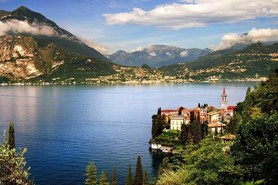 Heldag Comosøen og Valtellina Valley...