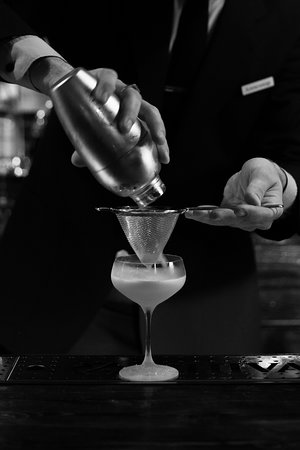 The skills of our bartenders