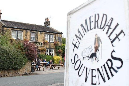 Emmerdale Classic Locations Bus Tour...
