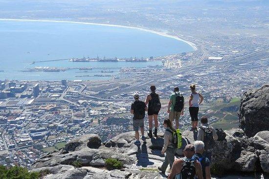 Fottur Table Mountain.