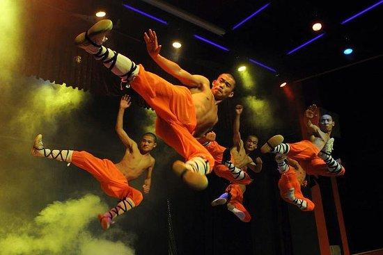 Shaolin Kung Fu Show Tickets at...