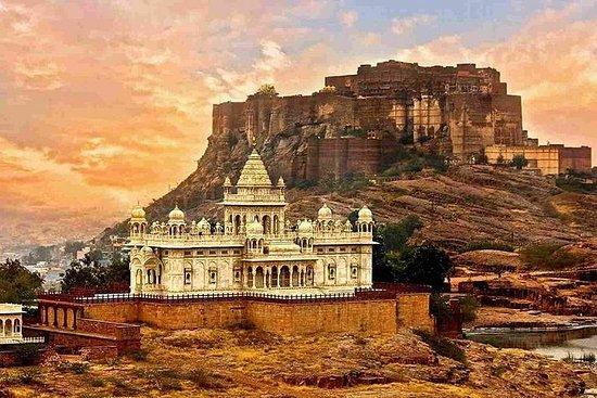 Circuit privé de 16 jours au Royal Rajasthan avec fort et palais